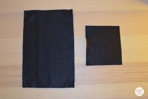 DIY couture - Wesh à Laure - Feutrine découpée