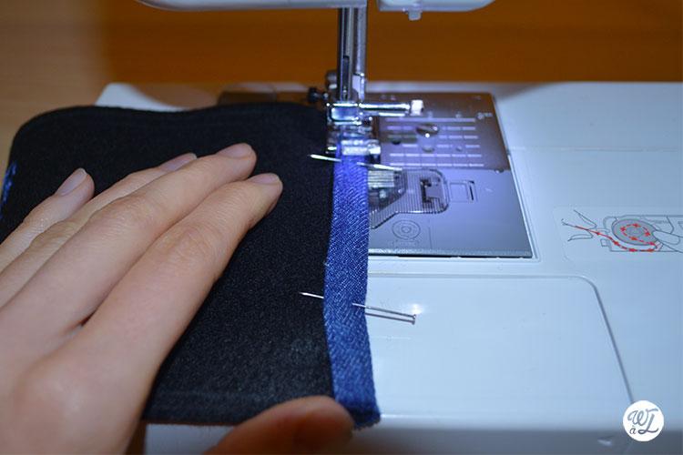 DIY couture - Wesh à Laure - Couture biais