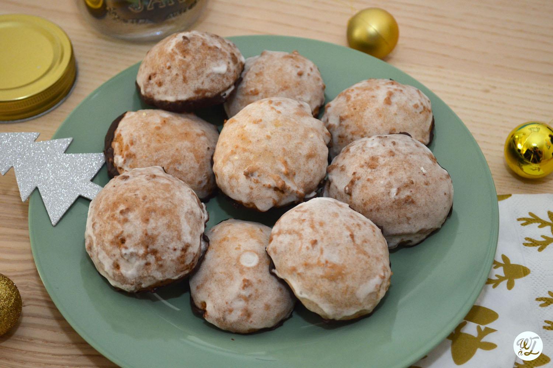 Assiette pains d'épices Lebkuchens - Wesh à Laure