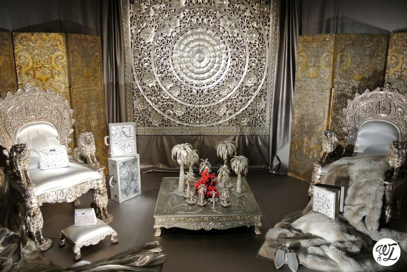 b79c85bf64 Exposition Hermès - À Tire-d'Ailes - Wesh à Laure