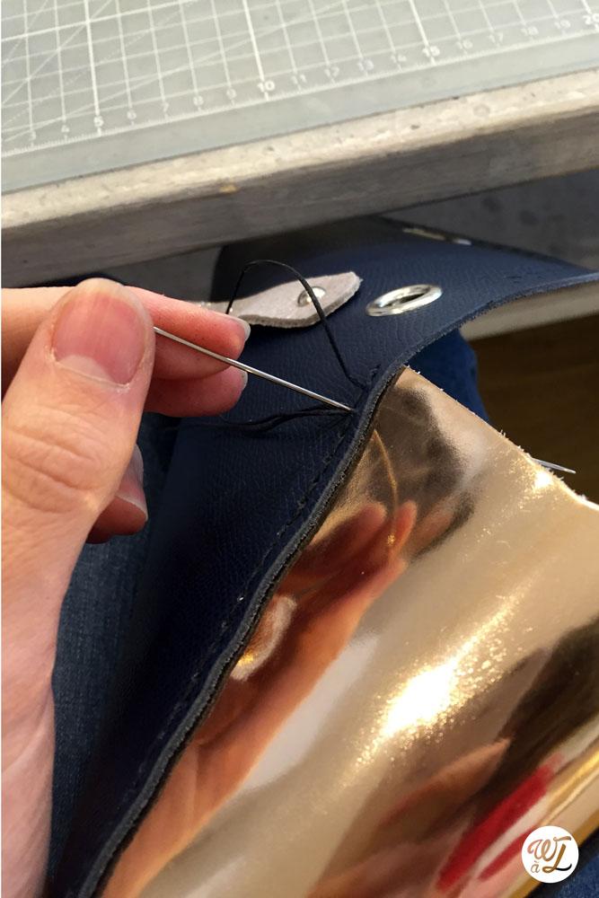 Atelier sac - Le pigeon Coq